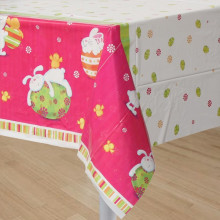 Bunny pals tablecover