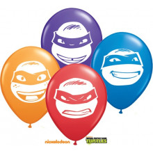 Balon Ninja Turtles