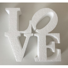 Decoration Love - white