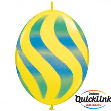 Balloon Quick Link - wavy...