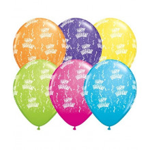 Balon Happy Birthday