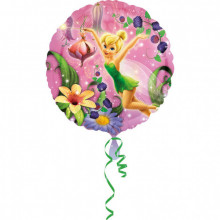 Tinker Bell - foil balloon in a package