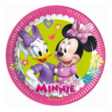 Minnie Happy Helpers krožniki 20 cm