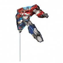 Transformers- foil balloon on a stick