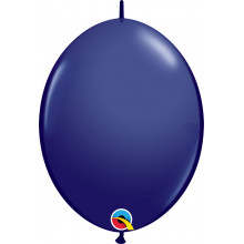 Balloon Quick Link - navy 12""