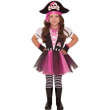 Dazzling Pirate Girl Costume