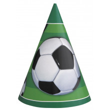 Soccer-Party hats