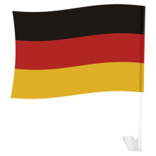 Car flags - germany