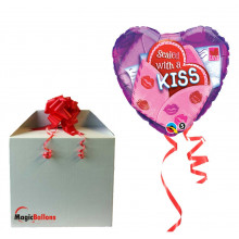 Valentine Sealed With a Kiss - napihnjen