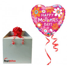 Mother's Day Contempo Daisies - napihnjen