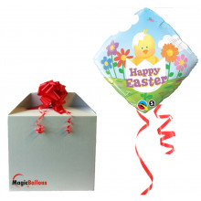 Easter Baby Chic - helium balloon