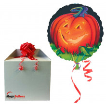 Glowing Pumpkin - folija balon v paketu