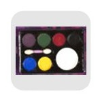 MagicBallons-Carnival-Colors for face painting