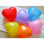 MagicBalloons - Balloon heart - 6""