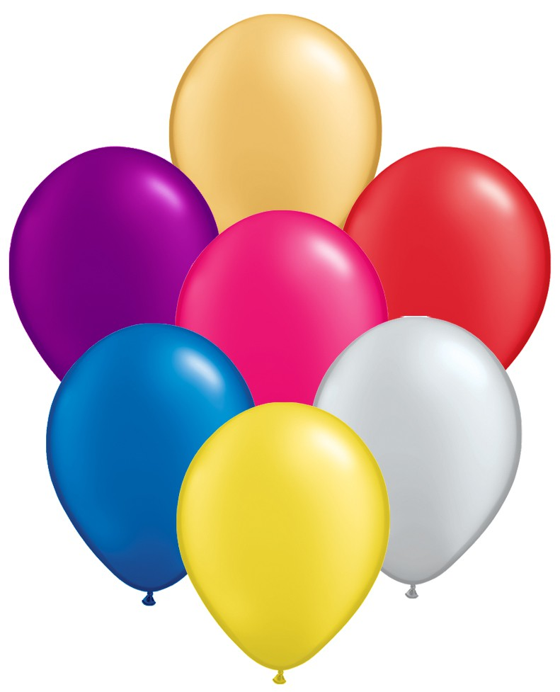 Balloons by Color